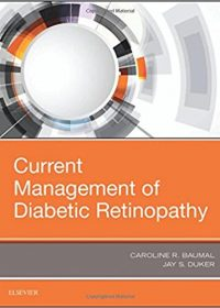 Current Management of Diabetic Retinopathy, 1e (Original Publisher PDF)