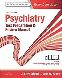 Psychiatry Test Preparation and Review Manual, 3e (EPUB)