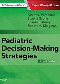 Pediatric Decision-Making Strategies, 2e (EPUB)