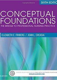 Conceptual Foundations: The Bridge to Professional Nursing Practice, 6e (Original Publisher PDF)