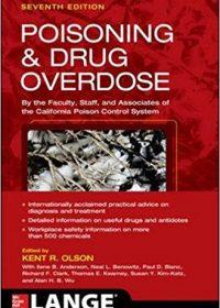 Poisoning and Drug Overdose, 7e (Original Publisher PDF)