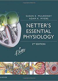Netter's Essential Physiology, 2e (Netter Basic Science) (Original Publisher PDF)