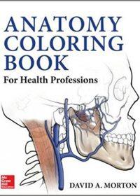 Anatomy Coloring Book for Health Professions, 1e (Original Publisher PDF)