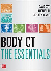 Body CT The Essentials, 1e (Original Publisher PDF)