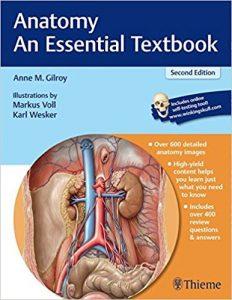 Anatomy – An Essential Textbook, 2e (Original Publisher PDF