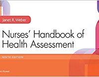 Nurses' Handbook of Health Assessment, 9e (EPUB)