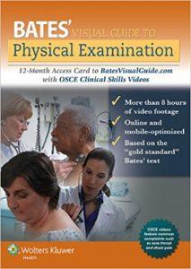 Bates' Physical Examination and OSCE Clinical Skills 2018 (Videos+