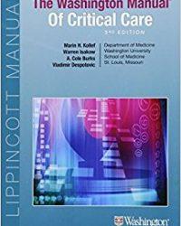 The Washington Manual of Critical Care, 3e (EPUB)