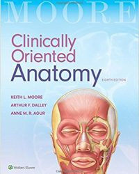 Clinically Oriented Anatomy, 8e (EPUB)