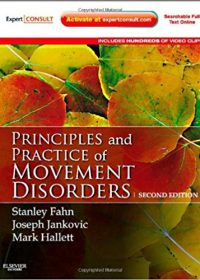 Principles and Practice of Movement Disorders: Expert Consult, 2e (Original Publisher PDF)