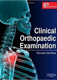 Clinical Orthopaedic Examination, 6e (Original Publisher PDF)