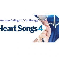 American College of Cardiology Heart Songs 4 (Videos+Audios)