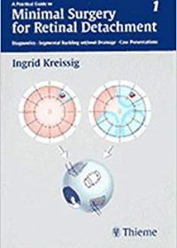 A Practical Guide to Minimal Surgery for Retinal Detachment, Volume 1, 1e (Original Publisher PDF)