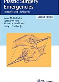 Plastic Surgery Emergencies: Principles and Techniques, 2e (Original Publisher PDF)