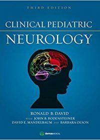 Clinical Pediatric Neurology, 1e (Original Publisher PDF)