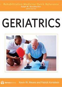 Geriatrics, 1e (Original Publisher PDF)