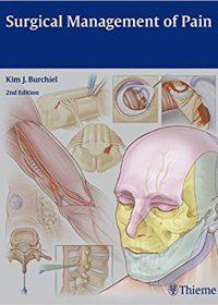 Surgical Management of Pain, 1e (Original Publisher PDF)
