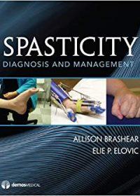 Spasticity: Diagnosis and Management, 1e (Original Publisher PDF)