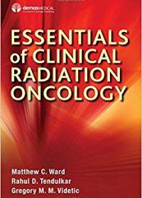 Essentials of Clinical Radiation Oncology, 1e (Original Publisher PDF)