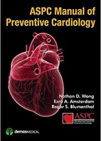 ASPC Manual of Preventive Cardiology, 1e (Original Publisher PDF)