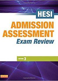 Admission Assessment Exam Review, 3e (Original Publisher PDF)