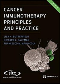 Cancer Immunotherapy Principles and Practice, 1e (Original Publisher PDF)