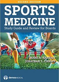 Sports Medicine: Study Guide and Review for Boards, 2e (Original Publisher PDF)
