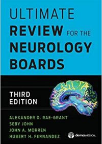 Ultimate Review for the Neurology Boards, 1e (Original Publisher PDF)