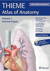 Internal Organs (THIEME Atlas of Anatomy), Latin nomenclature, 2e (Original Publisher PDF)