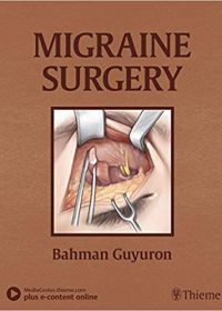 Migraine Surgery, 1e (Original Publisher PDF)