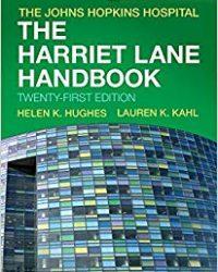 The Harriet Lane Handbook: Mobile Medicine Series, 21e (Original Publisher PDF)