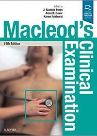 Macleod's Clinical Examination, 14e (Original Publisher PDF)
