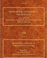 Metastatic Disease of the Nervous System, Volume 149 (Handbook of Clinical Neurology), 1e (Original Publisher PDF)