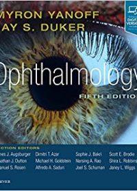 Ophthalmology, 5e (True PDF)