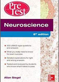 Neuroscience Pretest Self-Assessment and Review, 8e (Original Publisher PDF)