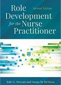Role Development for the Nurse Practitioner, 2e (EPUB)