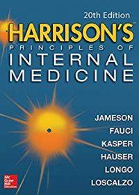 Harrison's Principles of Internal Medicine, 20e (Original Publisher PDF+Videos)