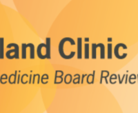 Cleveland Clinic Internal Medicine Board Review On Demand 2018 (Videos)