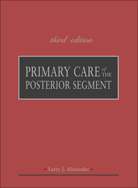 Primary Care of the Posterior Segment, 3e (EPUB)