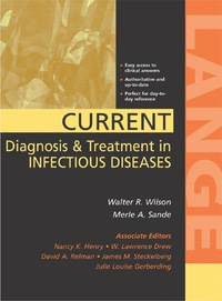CURRENT Diagnosis & Treatment in Infectious Diseases, 1e (Original Publisher PDF)