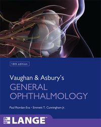 Vaughan & Asbury's General Ophthalmology, 18e (EPUB)