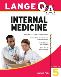 Lange Q&A Internal Medicine, 5e (EPUB)