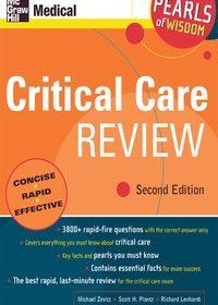 Critical Care Review: Pearls of Wisdom, 2e (Original Publisher PDF)