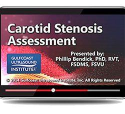 Carotid Stenosis Assessment (Videos+PDFs)