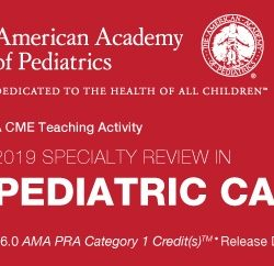 Specialty Review In Pediatric Cardiology 2019 (Videos)