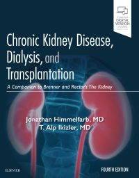 Chronic Kidney Disease, Dialysis, and Transplantation: A Companion to Brenner and Rector's The Kidney, 4e (True PDF)
