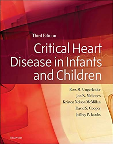 Critical Heart Disease in Infants and Children, 3e (True PDF)