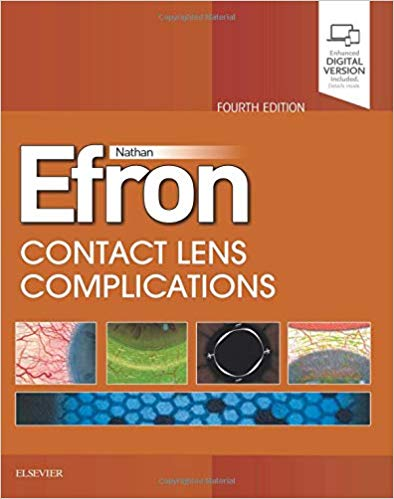 Contact Lens Complications, 4e (True PDF)