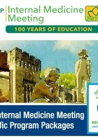 ACP Internal Medicine Meeting 2019 (Videos)