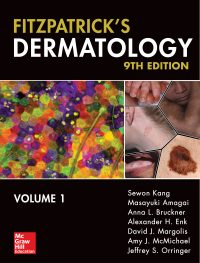 Fitzpatrick's Dermatology, 9e (Original Publisher PDF)